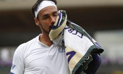 Torenhoge boete voor Fabio Fognini en Serena Williams na wangedrag op Wimbledon