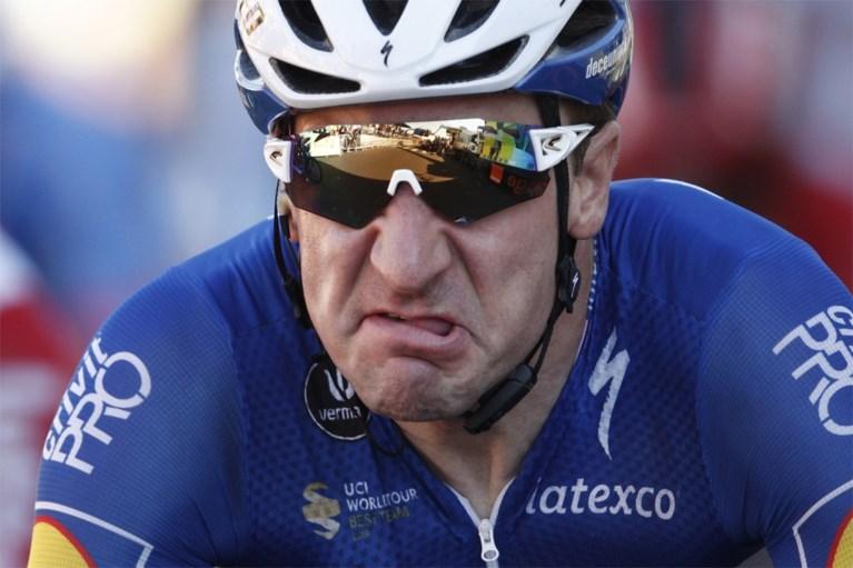 """Patrick Lefevere vol lof over Elia Viviani na zijn zege in de Tour: """"Hij zal de ploeg verlaten, maar het is een prof"""""""