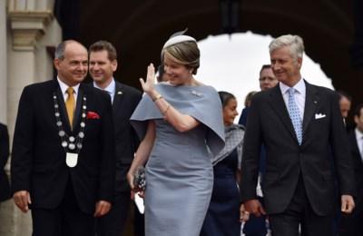 Koning Filip en koningin Mathilde trekken naar hun heimat: hoe nauw zijn de banden nog en hoe graag zien de Duitsers hen komen?
