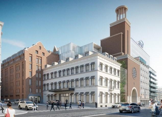 Woningen, een luxehotel en een artisanale markt: nieuwe plannen voor Brusselse kerk na vijftien jaar leegstand
