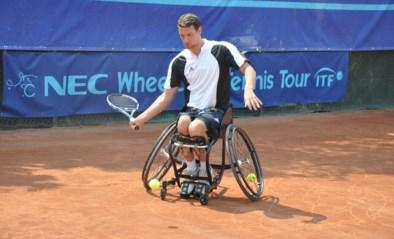Rolstoeltennisser Joachim Gérard verliest van titelverdediger in Wimbledon