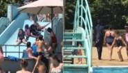 Commotie over dresscode in zwembad: boerkini mag, zwemshort niet