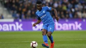 KRC Genk verliest verdediger Joseph Aidoo aan Spaanse eersteklasser Celta de Vigo