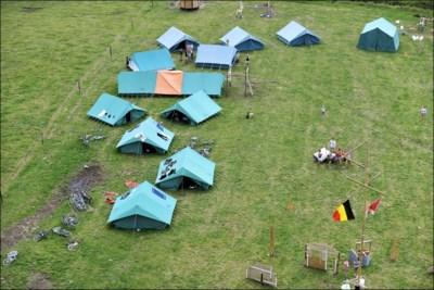 Meer dan 1,9 miljoen euro geïnvesteerd, maar jeugdbewegingen hebben nog altijd tenten te kort