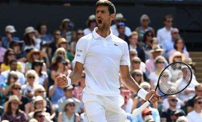 De verwachte finalist: Novak Djokovic zet Spanjaard in vier sets opzij en mag om eindzege Wimbledon spelen