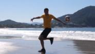 In Brazilië gapen de sambavoetballers op het strand naar een Belg (dankzij een wildcard van Neymar)