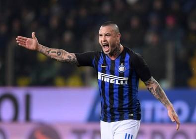 """Inter wil na één jaar alweer van Nainggolan af, ondanks oude aanbidder Conte: """"Ze willen geen extrasportieve problemen meer"""""""
