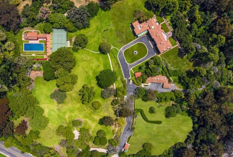 """Te koop: het """"meest exclusieve landgoed van L.A."""""""