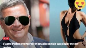 """P-Magazine: """"Vergeten dat Van Dijck net zijn speech gaf"""""""