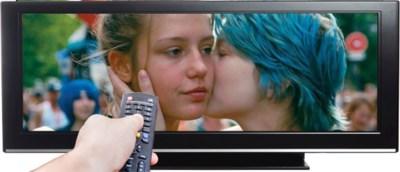 'La vie d'Adèle' een film met sterk staaltje controverse en 'Vive le vélo' zit aan tafel met een lokale held