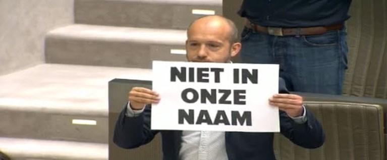 Wilfried Vandaele benoemd tot voorzitter van Vlaams Parlement tijdens uitzonderlijke zitting
