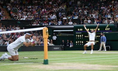 Colombianen winnen mannendubbelspel op Wimbledon na uitputtingsslag, vrouwendubbel uitgesteld