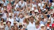 Simona Halep walst over Serena Williams in vrouwenfinale van Wimbledon en wint haar tweede Grand Slam