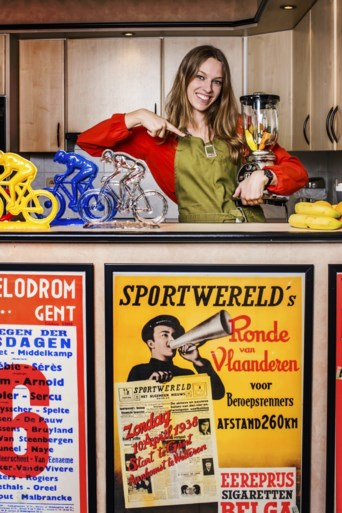 """Evelyn Tuytens, de vrouw van Thomas De Gendt: """"Vanaf nu zal ik elke dag rabarbertaart maken, denk ik''"""