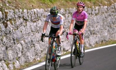 Van der Breggen klopt Van Vleuten die op weg is naar eindwinst in Giro Rosa