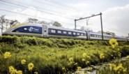 Lange wachtrijen voor Eurostar in Brussel-Zuid