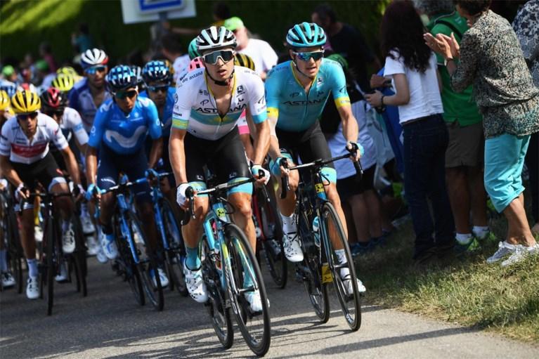 """Bauke Mollema en Jakob Fuglsang halen uit naar motards in Tour: """"Het is echt belachelijk"""""""