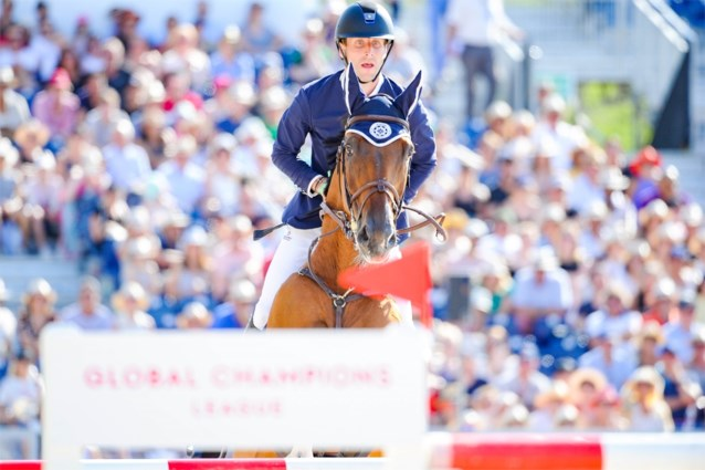Pieter Devos wint de Masters in Chantilly