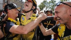 Jumbo-Visma en twee Belgische teams pakten het meeste prijzengeld in de Tour, Astana en Movistar verdienden amper iets