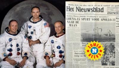 """Dag 1 van de meest magische week van de 20ste eeuw: """"Wat?! Zijn de Russen ook op weg naar de maan?"""""""