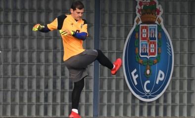Van hartaanval herstellende Iker Casillas wordt (tijdelijk) teammanager van FC Porto