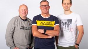 PODCAST TOUR. Beluister nu aflevering 3 van 'de koers is van ons: podcast Tour' met Dirk De Wolf