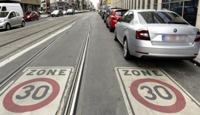 Regeringsonderhandelaars willen heel Brussel omvormen tot zone 30: (hoe) werkt dat?