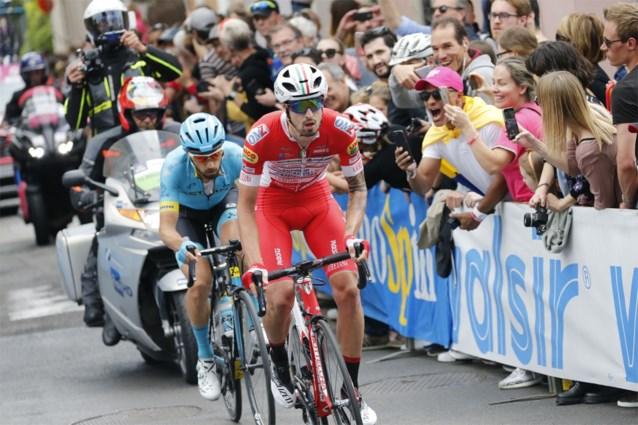 Italiaan die indruk maakte in de Giro onderweg naar Deceuninck-Quick Step