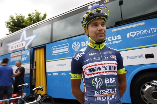 Wanty Gobert-renner Marco Minnaard kiest voor eigen bedrijf en kondigt wielerafscheid aan