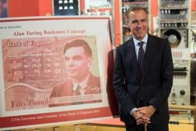 Codebreker en oorlogsheld Alan Turing zal op nieuwe biljet van 50 pond prijken