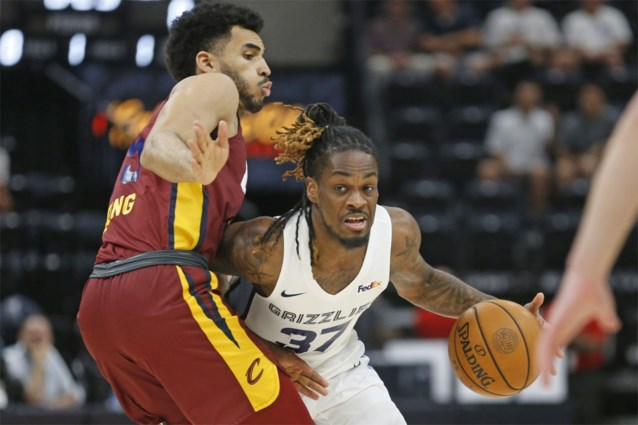 Paris Lee wint met Memphis Grizzlies NBA Summer League in Las Vegas
