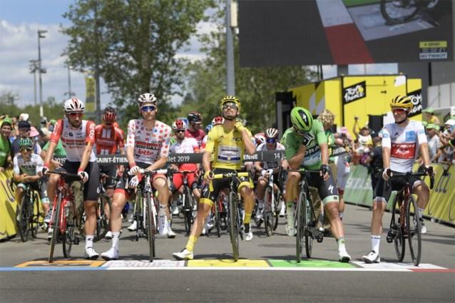 De rit van woensdag in de Tour: voorlaatste zekere massasprint