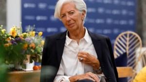 Lagarde neemt ontslag als IMF-directeur en is op weg naar Europese Centrale Bank