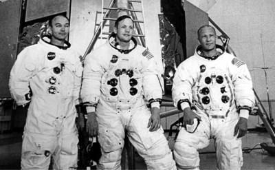 Ze reikten naar de sterren en landden op de maan, maar de terugkeer op aarde was niet voor alle drie even makkelijk