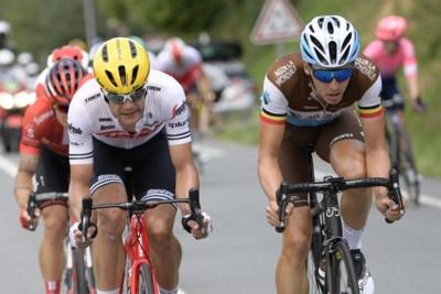 Al 24 Belgische toptienplaatsen in deze Tour