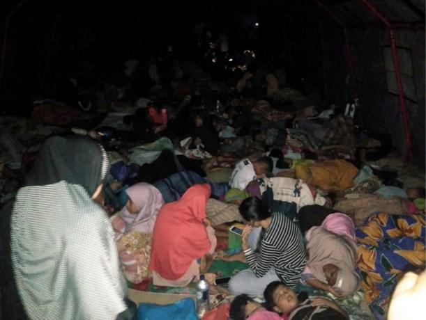 Aardbeving in Indonesië eiste twee mensenlevens