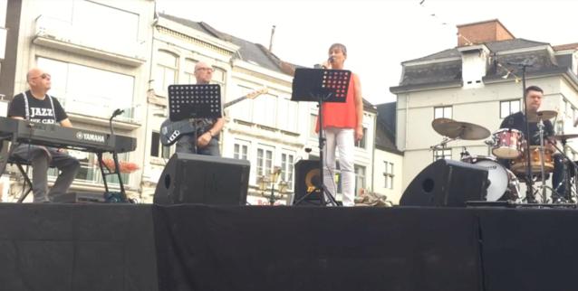 VIDEO. Jazz op federale feestdag