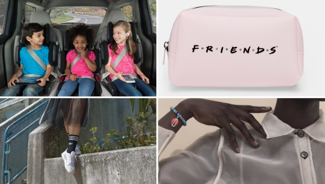 TIPS. Een compact autostoeltje en op vakantie met 'Friends'