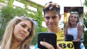 """Onze columniste Ine Beyen verrast Belgen in de Tour met emotionele boodschap van het thuisfront: """"Ik zie jou heel, heel graag"""""""