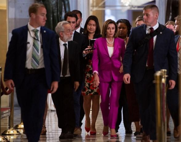 """Huis van Afgevaardigden veroordeelt """"racistische"""" uitspraken van Trump"""