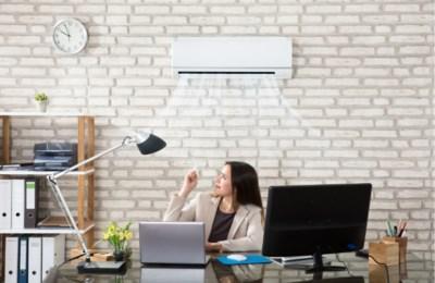 Is het ongezond om in de airconditioning te zitten?