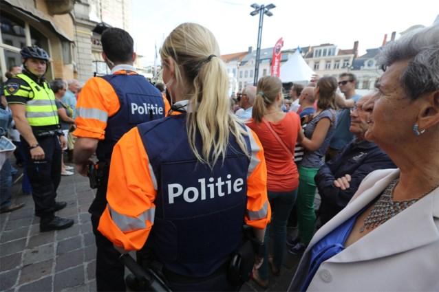 Terreurniveau 2 tijdens Gentse Feesten: minder zware wapens, meer controles