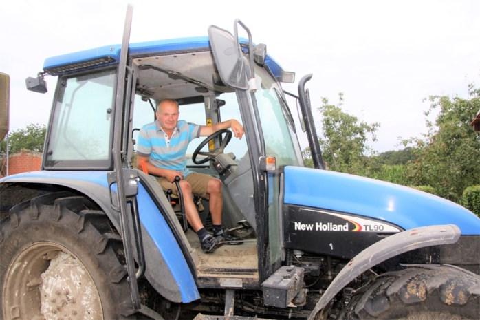 Boer reageert nadat achttienjarige onder invloed er met tractor vandoor gaat
