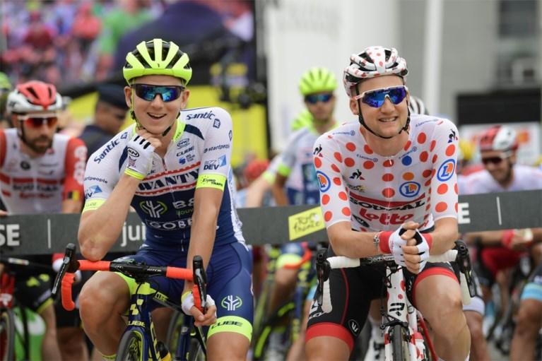 Zo komen renners volledig tot rust: bolletjestrui Tim Wellens en Vincenzo Nibali zweren bij dry needling