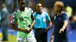 Kapitein John Obi Mikel zwaait af bij Nigeria met brons van Afrika Cup op zak