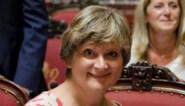 Sabine Laruelle verkozen tot nieuwe Senaatsvoorzitster