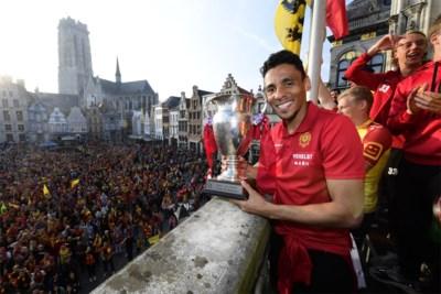 """Igor De Camargo over de straf voor KV Mechelen: """"Onrechtvaardig? Ik denk het wel"""""""