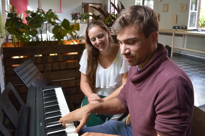 """Van virtuoos tot amateur, iedereen is welkom in Huis van Ida: """"Zelfs als je alleen Abba-jazzcovers wilt spelen, kan dat"""""""