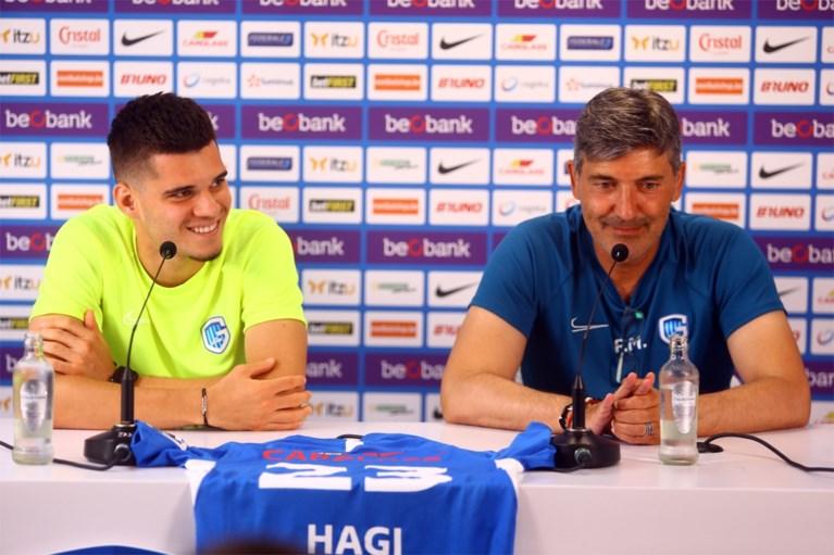 """Ianis Hagi koos bewust voor Genk: """"Mijn conditie misschien zelfs beter dan van mijn ploeggenoten"""""""