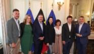 Bevoegdheden in de nieuwe Brusselse regering verdeeld, vanochtend al eedaflegging